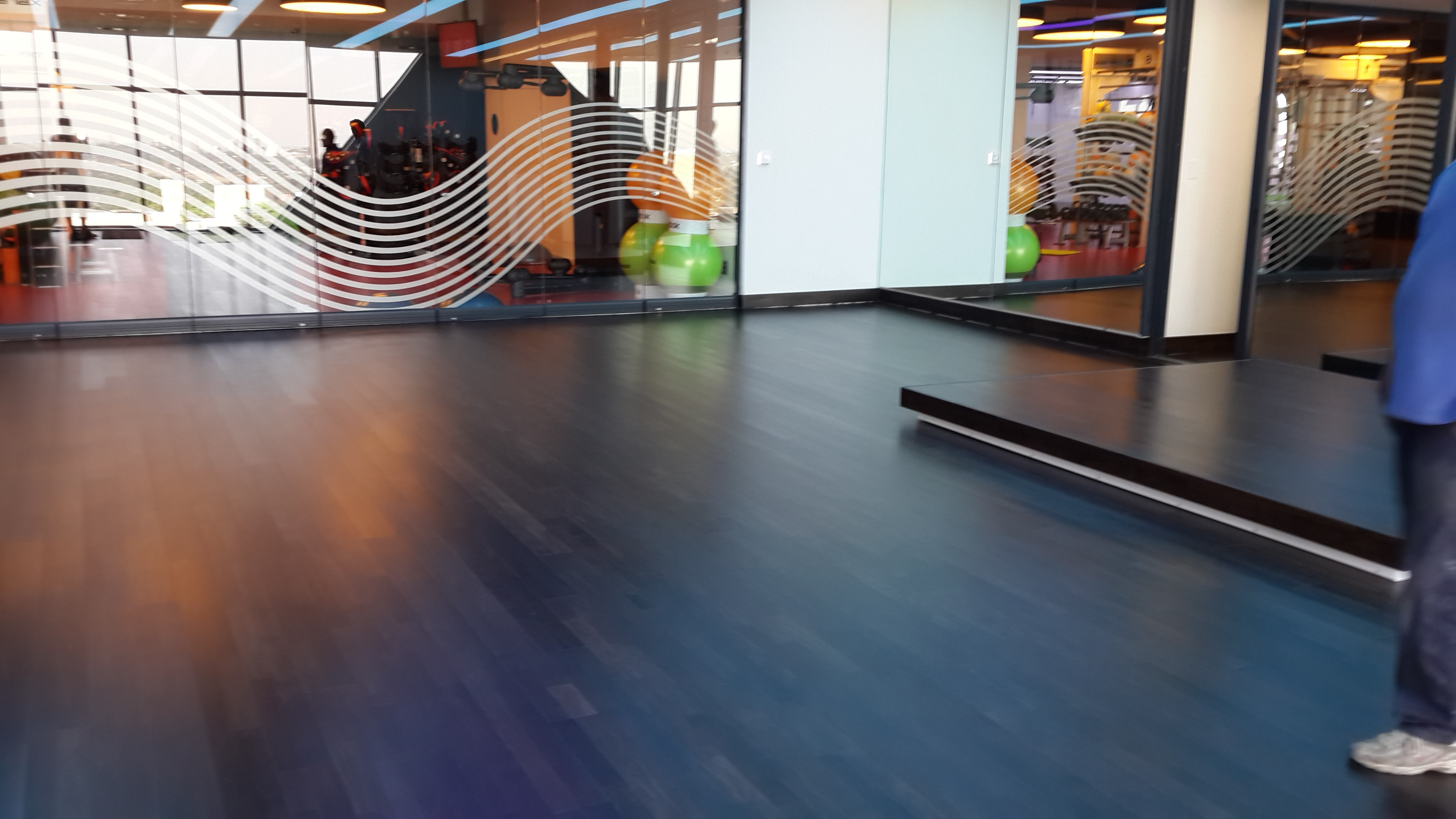 Virgin Active Alice Lane - Studio - Fumed Oak (5)