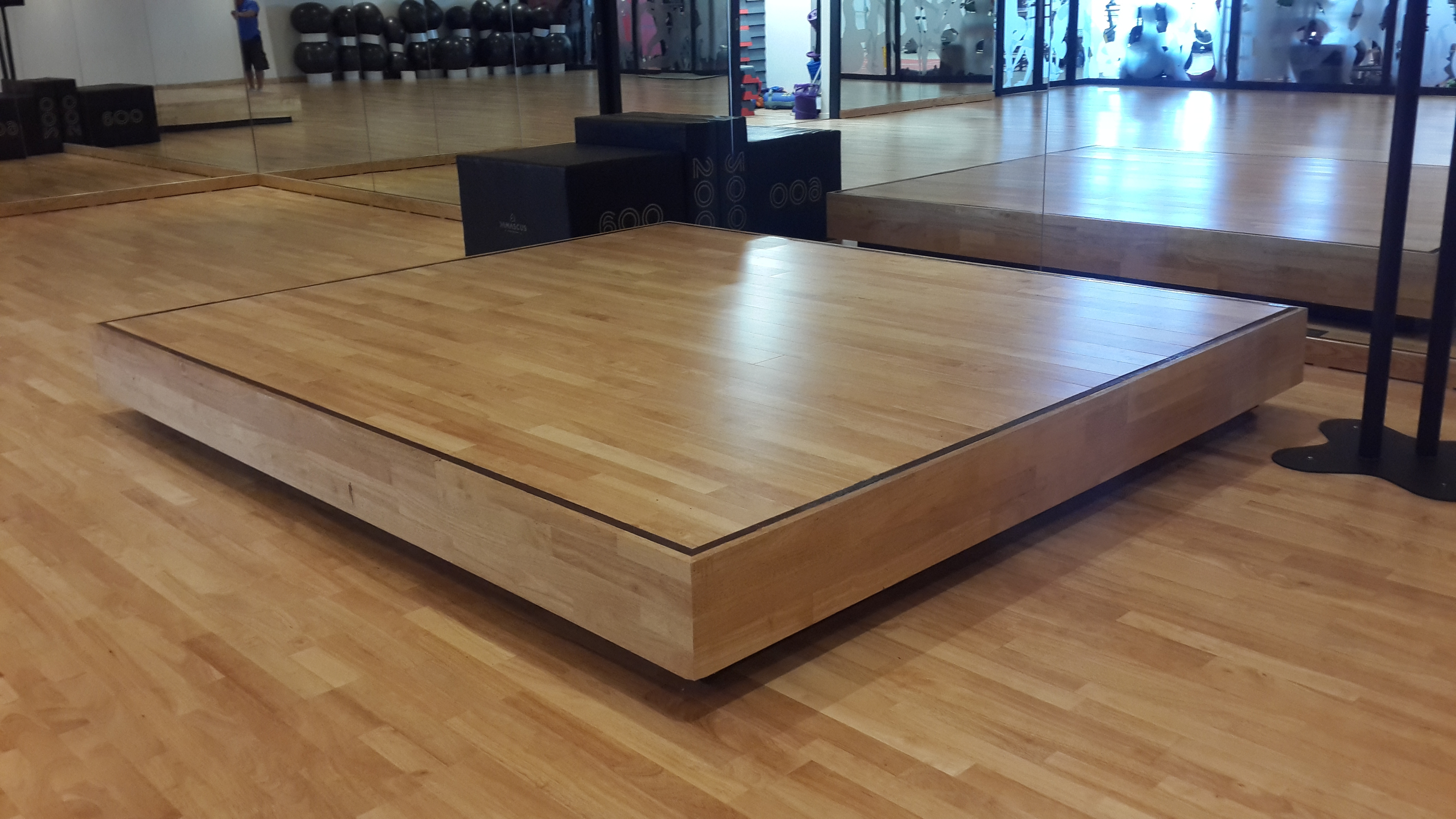 Virgin Active Key West - Studio Podium Hevea (1)